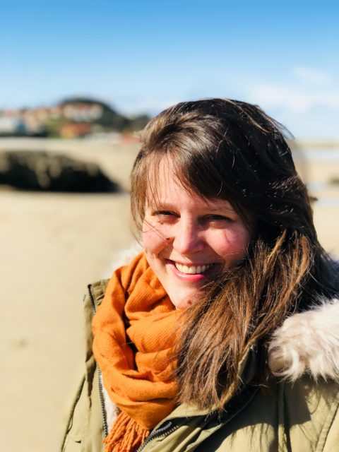 Counsellor en Burgos, Elisa Tarilonte