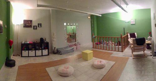 Centro de Terapia · Elisa Tarilonte